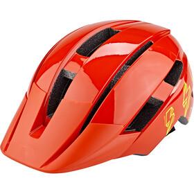 Bell Sidetrack II MIPS Casco Ragazzi, rosso